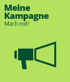 Meine Kampagne: Mach mit!